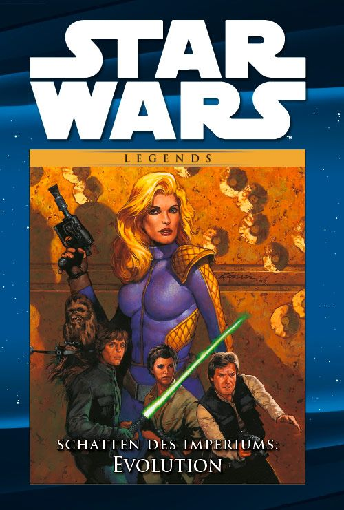 Star Wars Comic-Kollektion 43: Schatten des Imperiums: Evolution