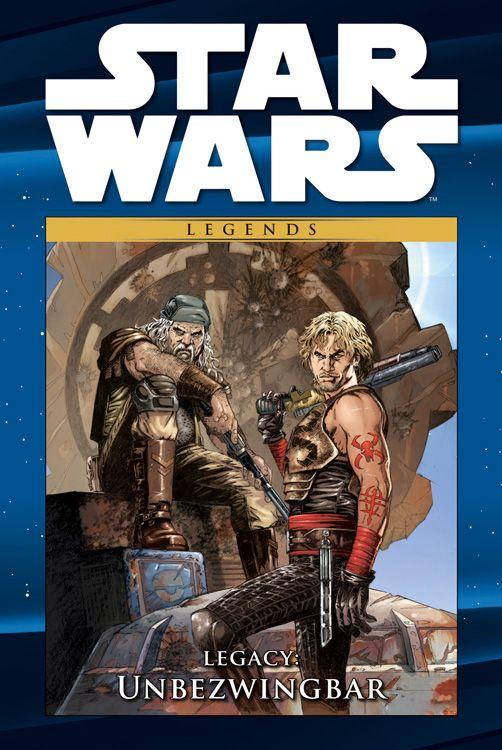 Star Wars Comic-Kollektion 45: Legacy: Unbezwingbar