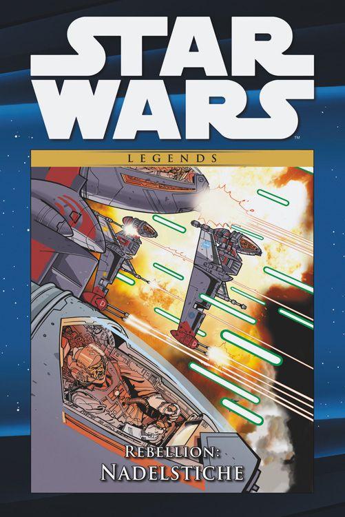 Star Wars Comic-Kollektion 71: Rebellion: Nadelstiche