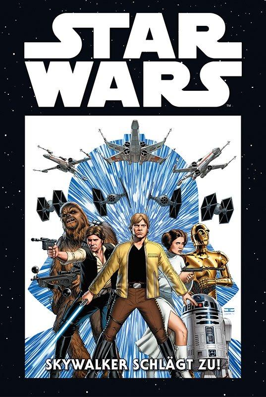 Star Wars Marvel Comics-Kollektion 1: Skywalker schlägt zu!