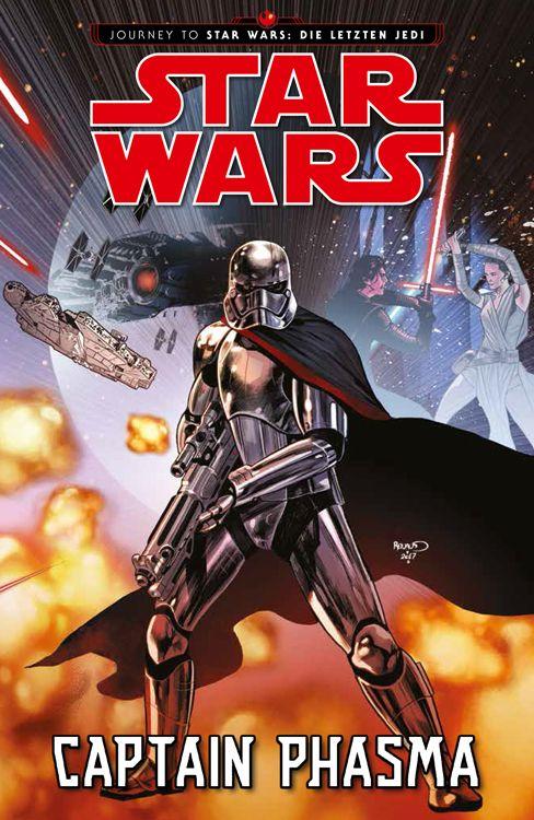 Star Wars (Paperback) Captain Phasma