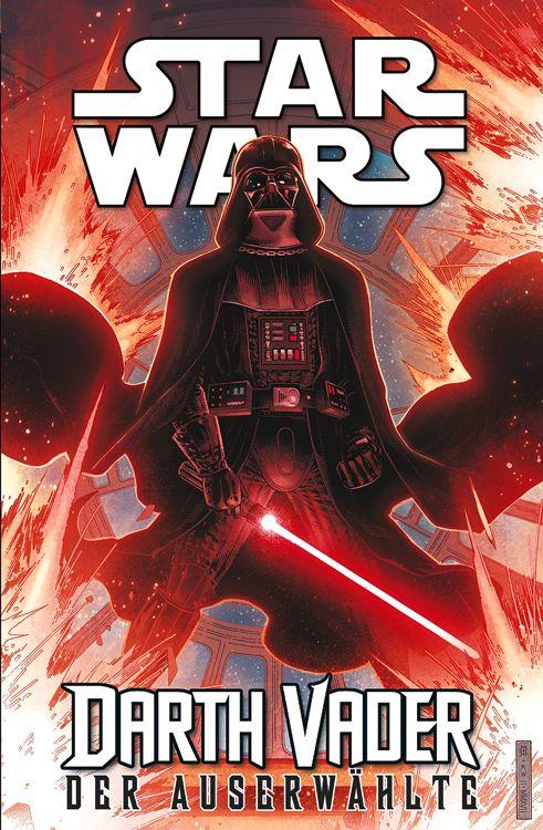 Star Wars (Paperback) Darth Vader - Der Auserwählte