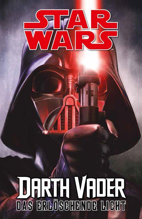 Star Wars (Paperback) Darth Vader - Das erlöschende Licht