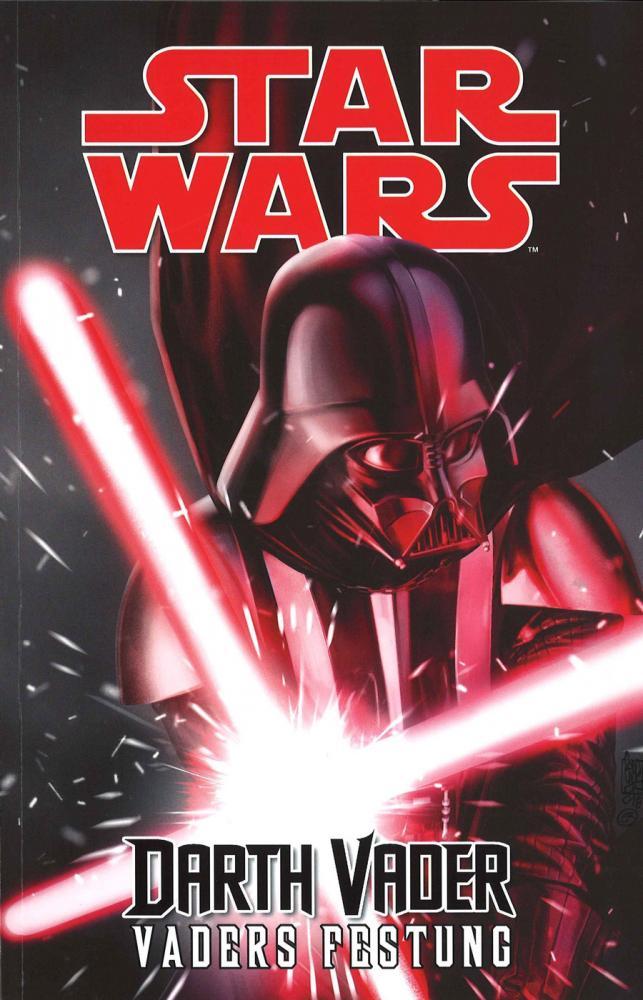 Star Wars (Paperback) Vaders Festung