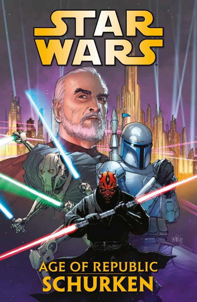 Star Wars (Paperback) Age of Republic - Schurken