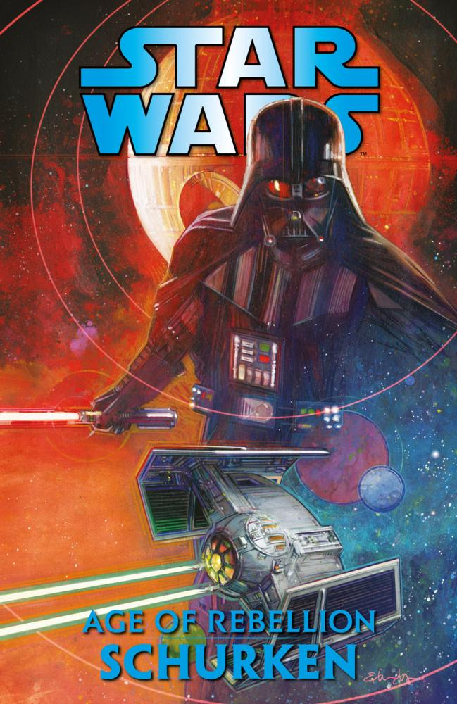 Star Wars (Paperback) Age of Rebellion - Schurken