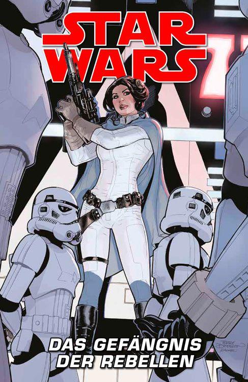 Star Wars (Paperback) Das Gefängnis der Rebellen