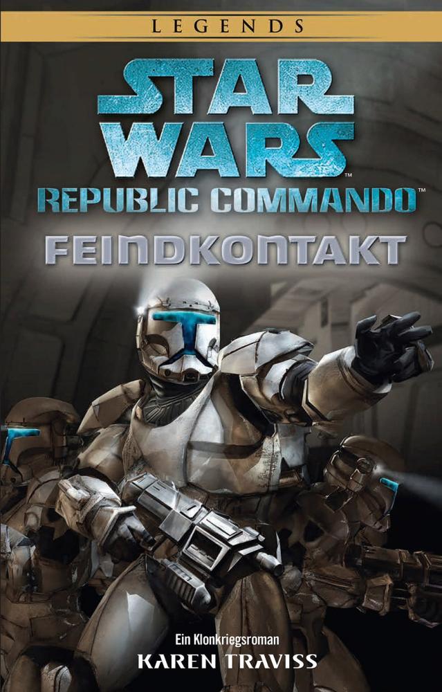 Star Wars: Republic Commando (Roman) True Colors