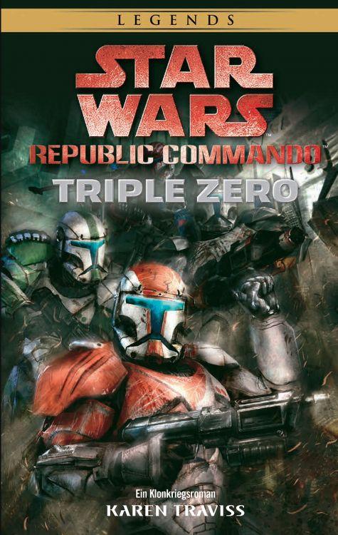 Star Wars: Republic Commando (Roman) Triple Zero