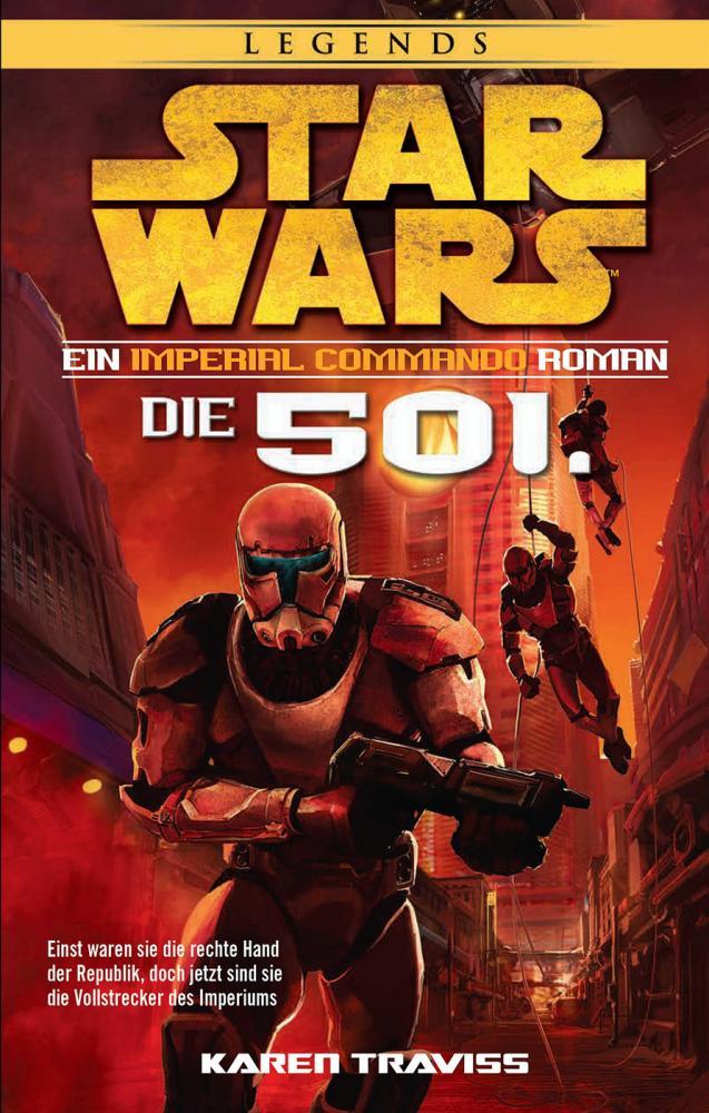 Star Wars: Imperial Commando (Roman) – Die 501.