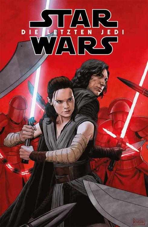 Star Wars Sonderband: Die letzten Jedi