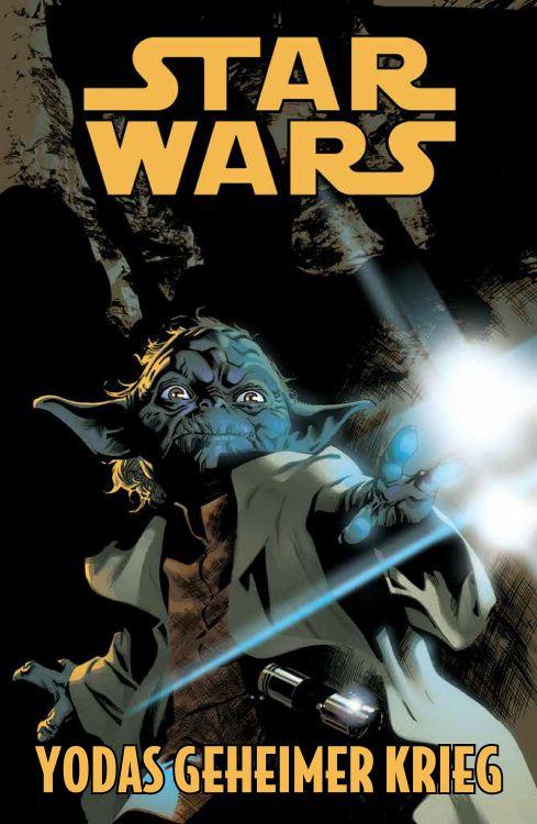 Star Wars Sonderband: Yodas geheimer Krieg