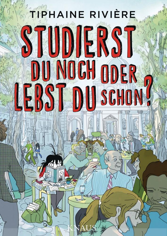 Studierst du noch oder lebst du schon?