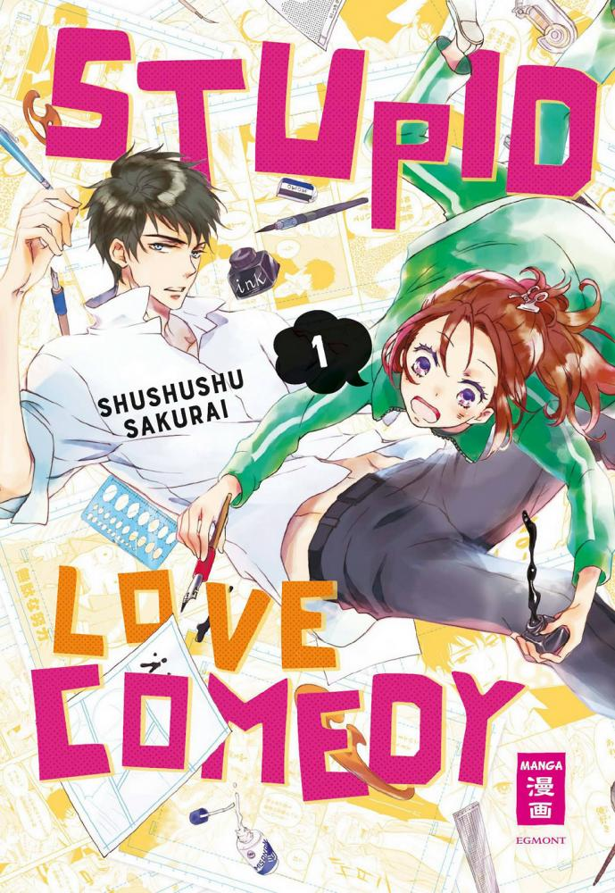 Stupid Love Comedy Band 1
