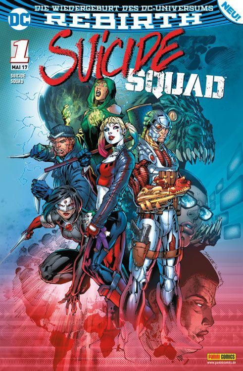 Suicide Squad (Rebirth) 1