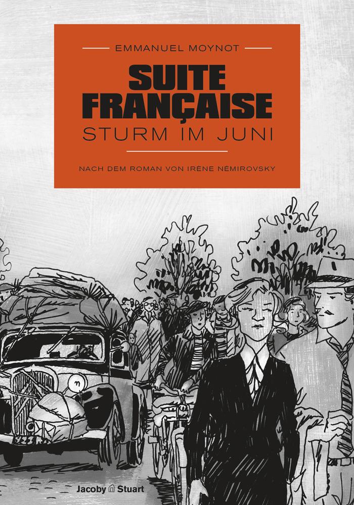 Suite française-  Sturm im Juni