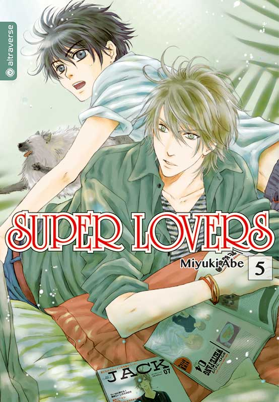 Super Lovers Band 5