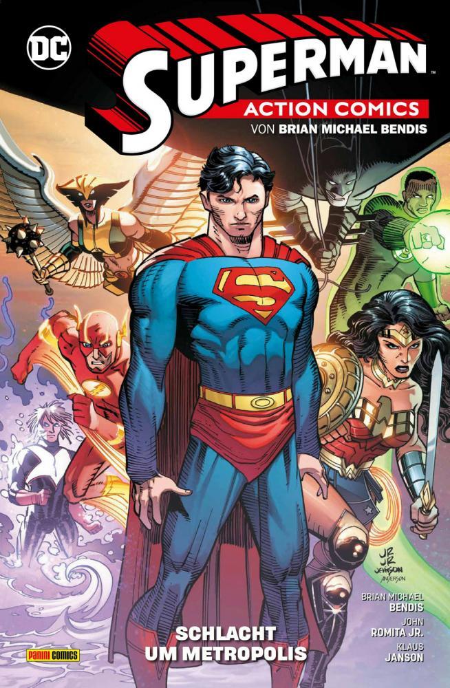 Superman - Action Comics 4: Schlacht um Metropolis