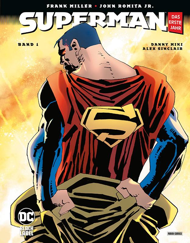 Superman: Das erste Jahr Band 1 (Variant-Ausgabe)
