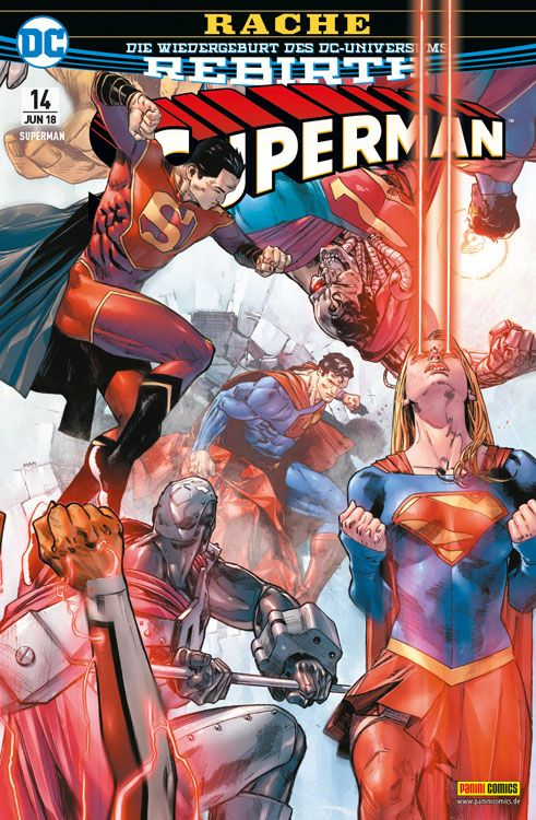 Superman (Rebirth) 14