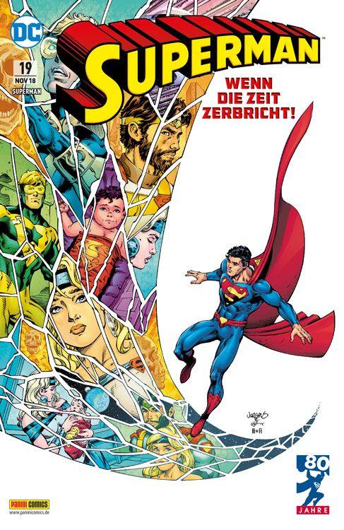 Superman (Rebirth) 19