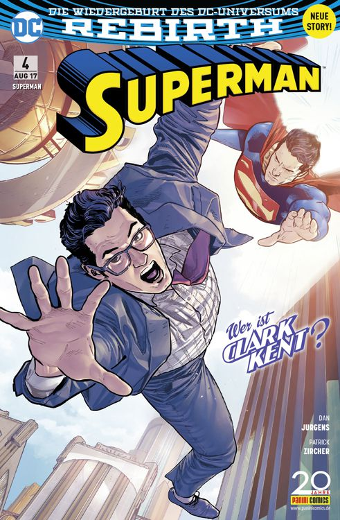 Superman (Rebirth) 4