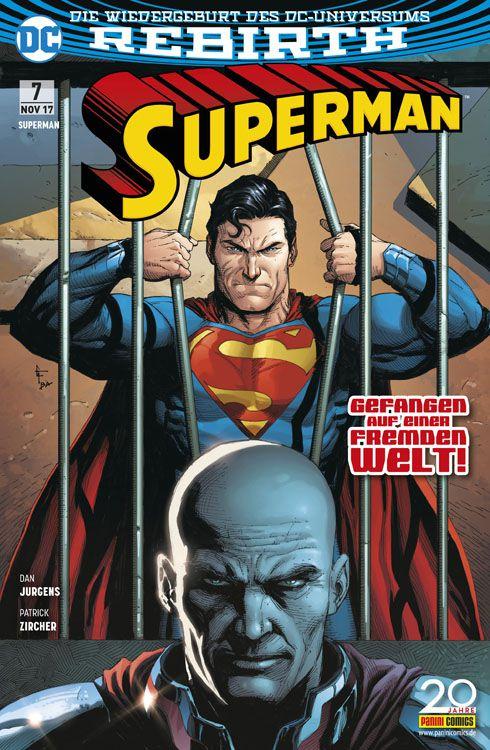 Superman (Rebirth) 7