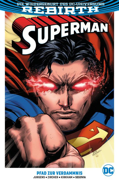 Superman (Rebirth) Paperback 3: Superman reborn (Hardcover)