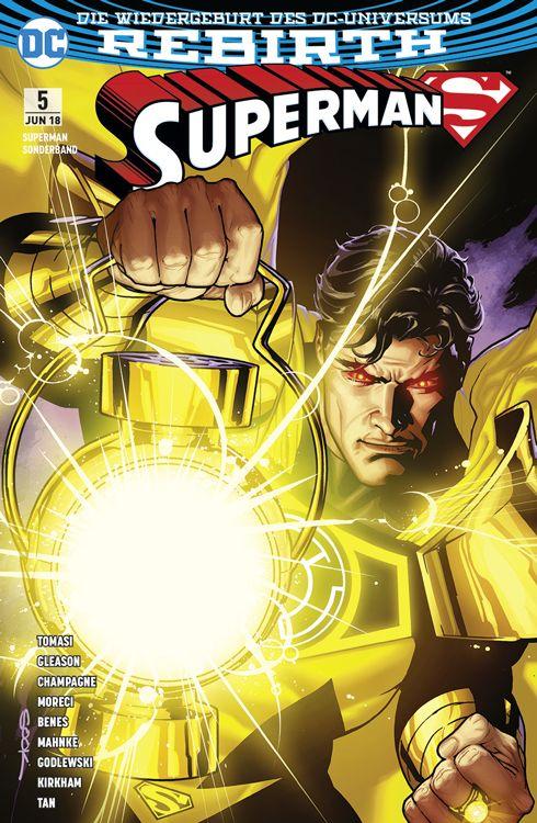Superman Sonderband (Rebirth) 5: Die Macht der Furcht