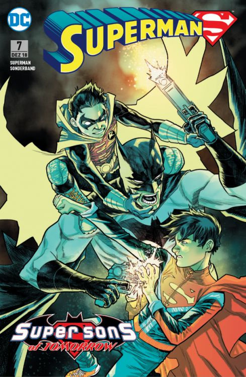 Superman Sonderband (Rebirth) 7: Super Sons of Tomorrow