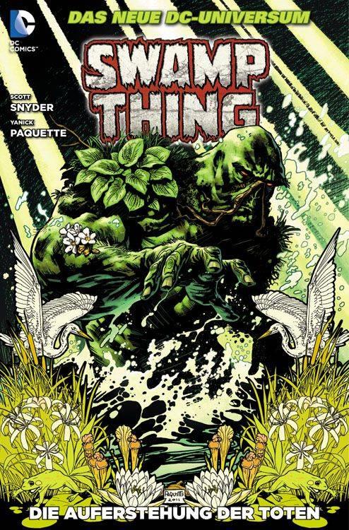 Swamp Thing 1: Die Auferstehung der Toten