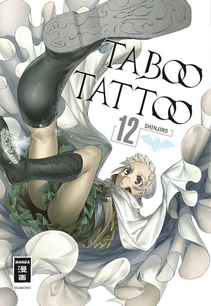 Taboo Tattoo Band 12