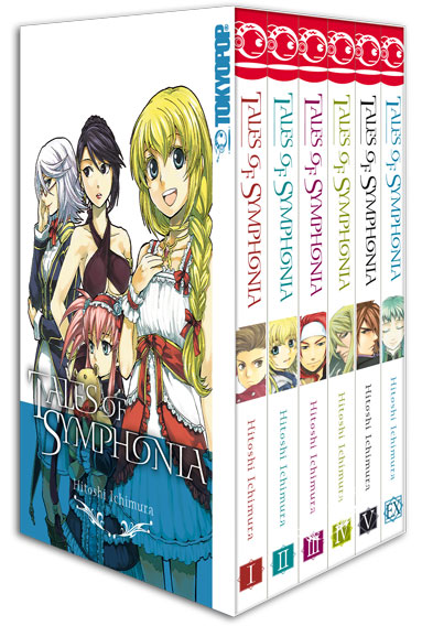 Tales of Symphonia Complete Box