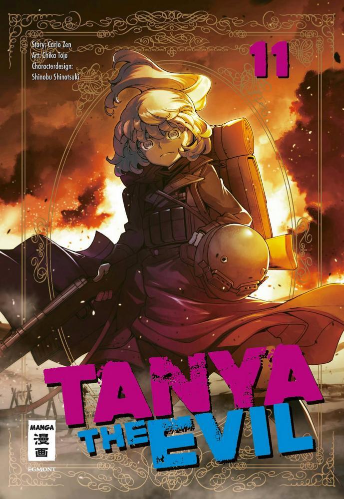 Tanya the Evil Band 11