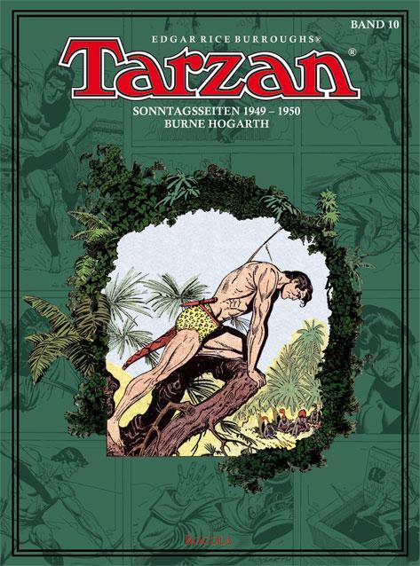Tarzan Sonntagsseiten 10: 1949 - 1950