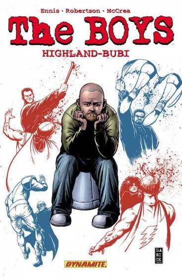 Boys 8: Highland-Bubi
