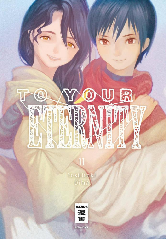 To Your Eternity Band 11
