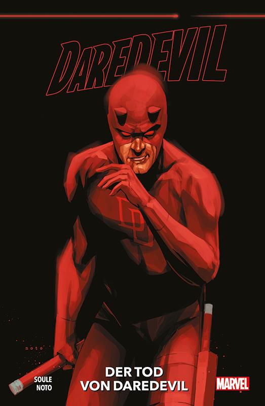 Daredevil: Der Tod von Daredevil Softcover