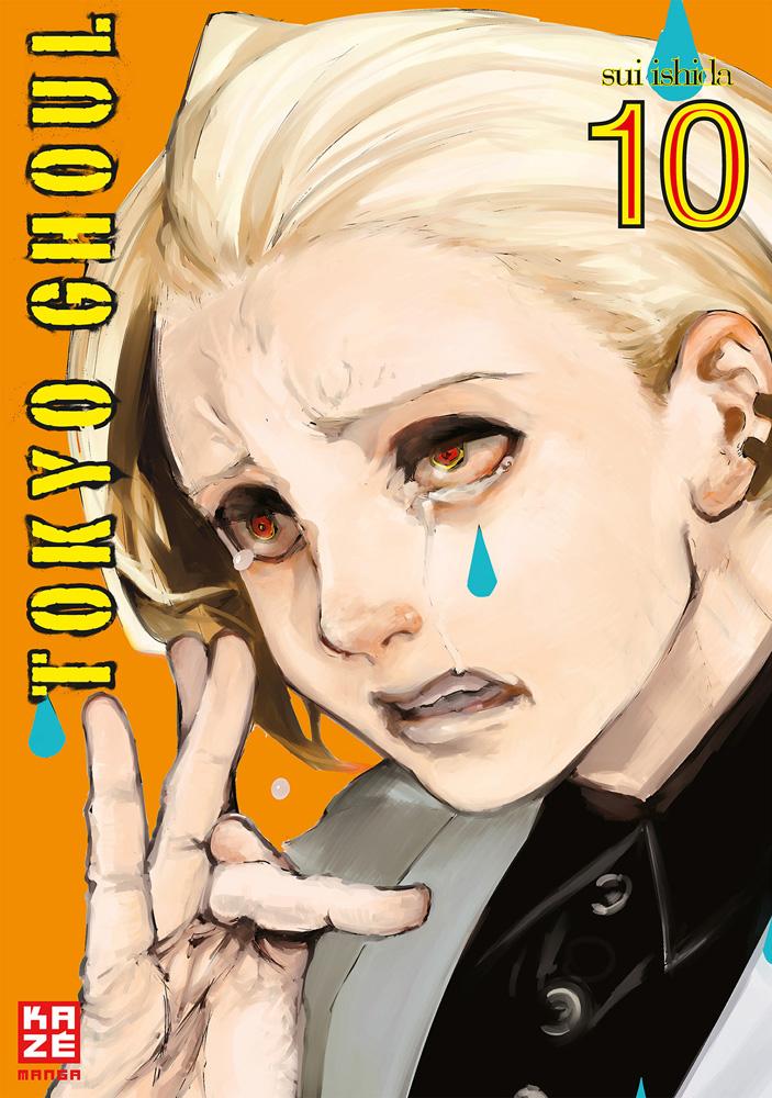 Tokyo Ghoul Band 10