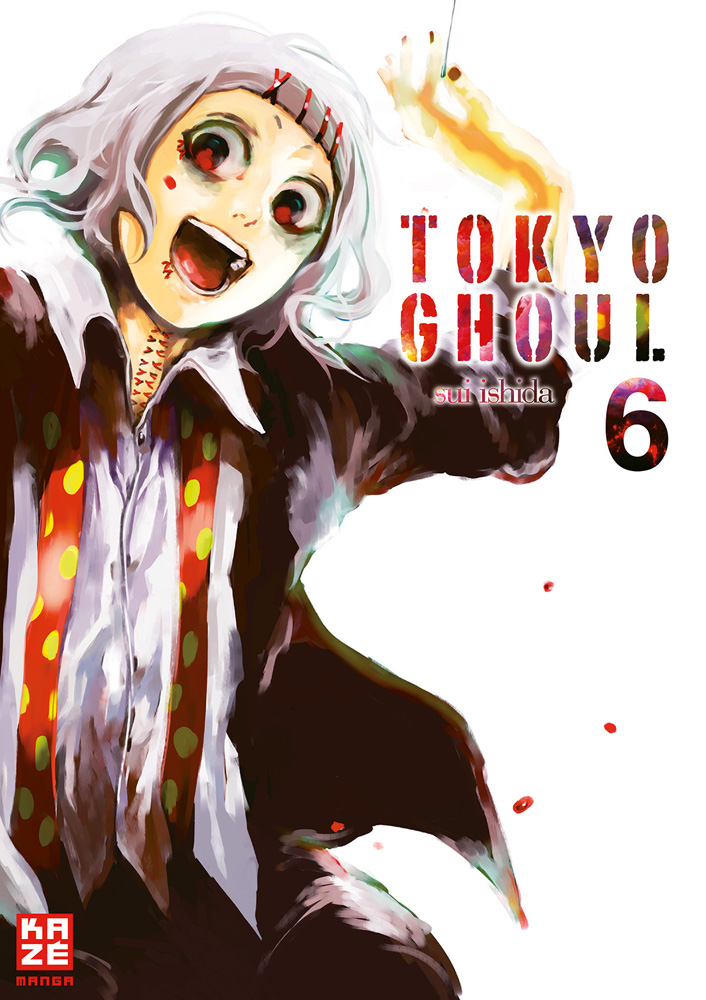 Tokyo Ghoul Band 6
