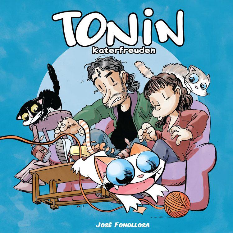Tonin - Katerfreuden  Band 1