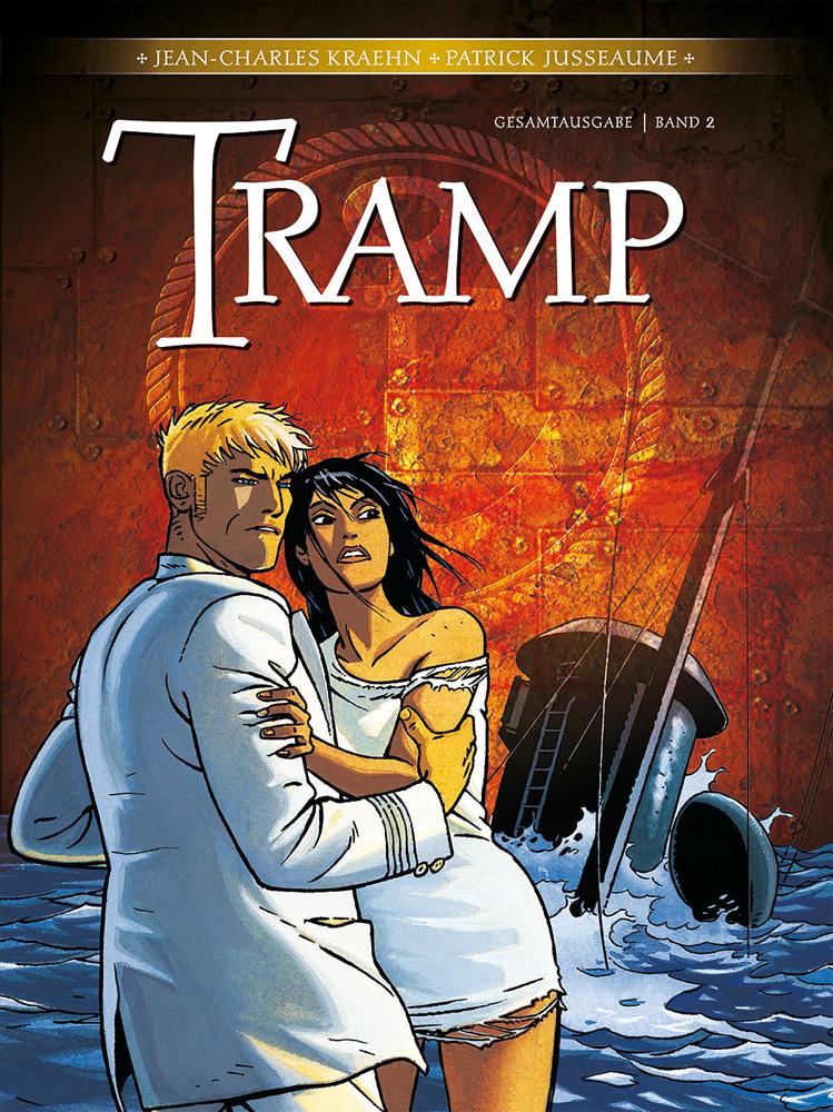 Tramp (Gesamtausgabe) Band 2