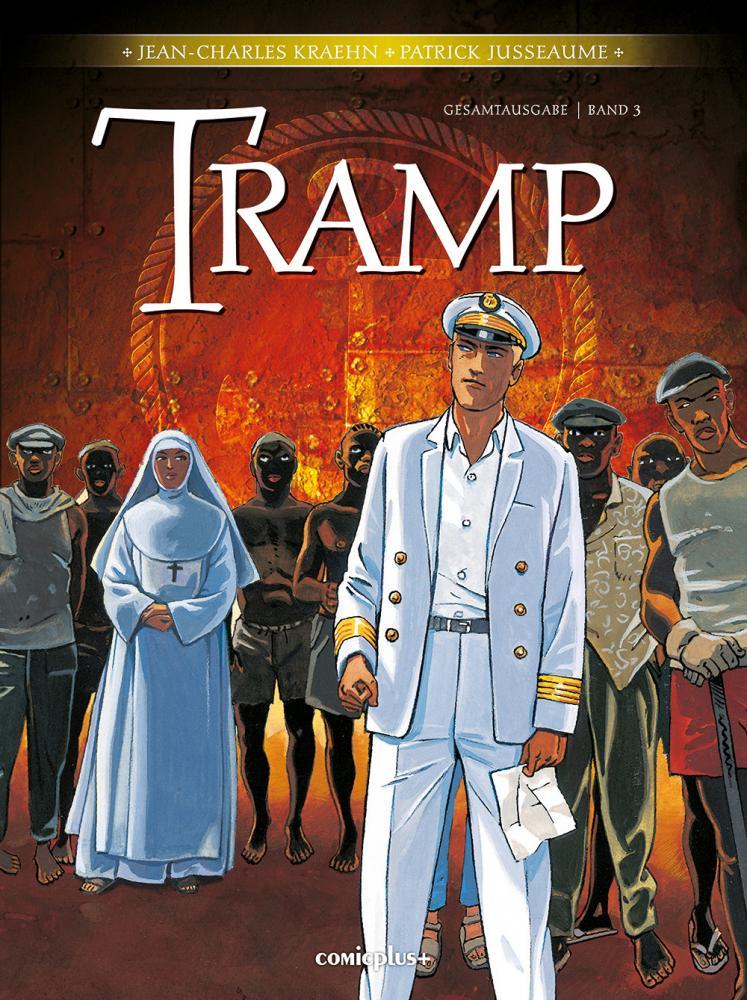 Tramp (Gesamtausgabe) Band 3