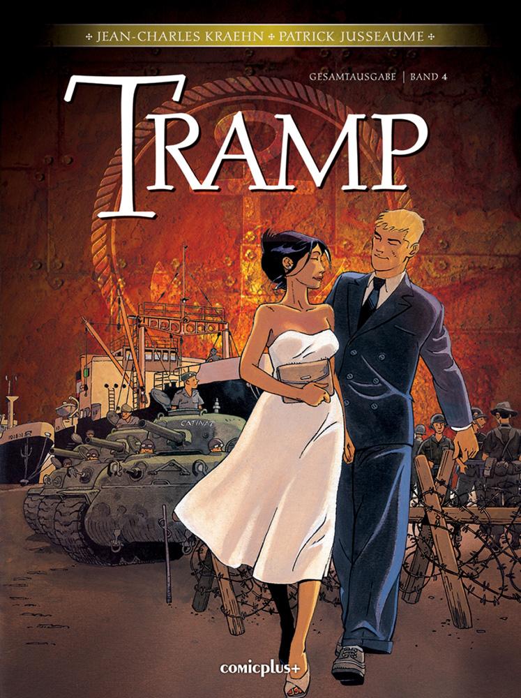 Tramp (Gesamtausgabe) Band 4