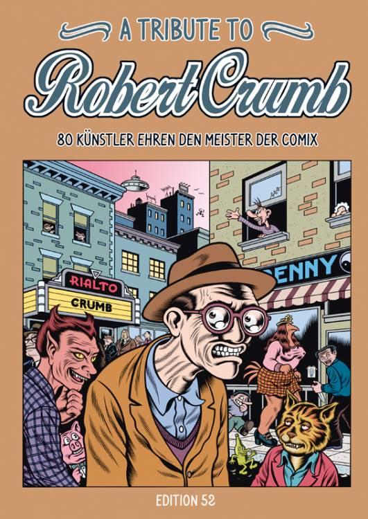 Tribute to Robert Crumb