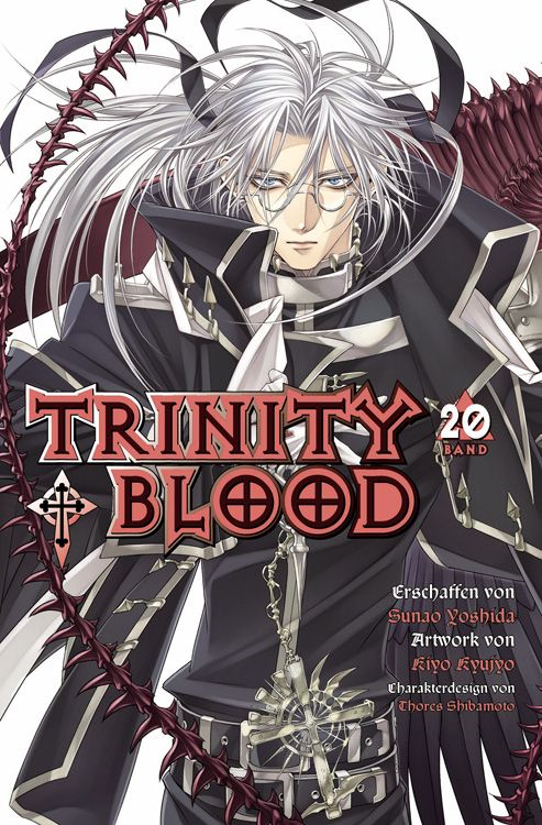 Trinity Blood Band 20