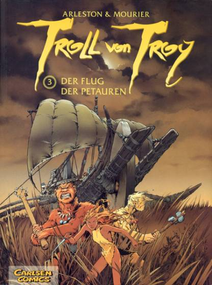 Troll von Troy 3: Der Flug der Petauren
