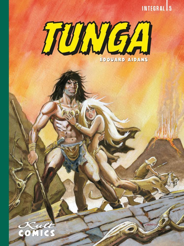 Tunga Integral Band 5
