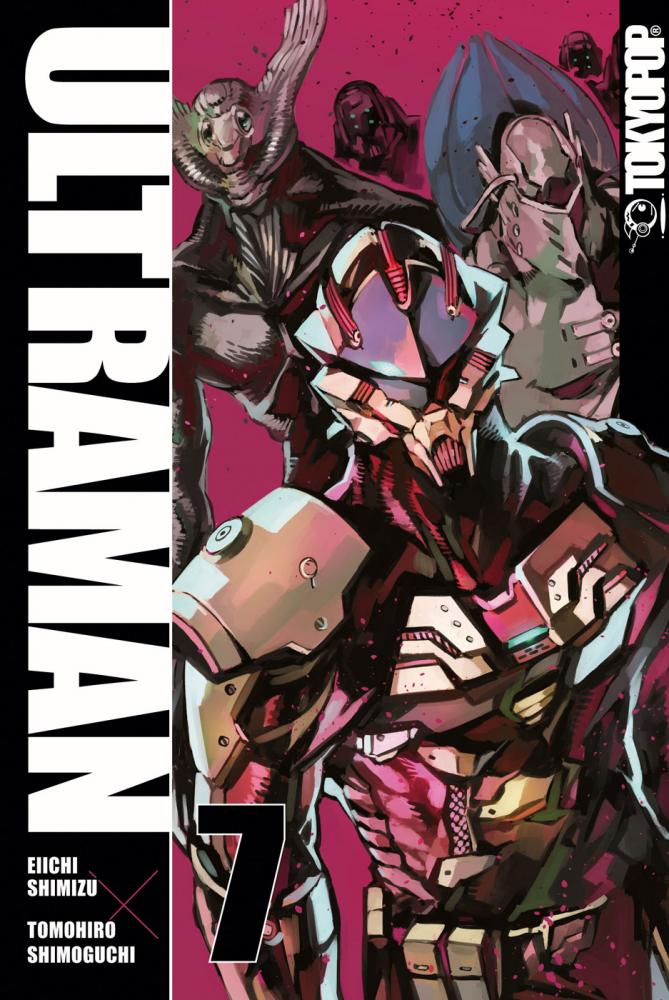 Ultraman Band 7