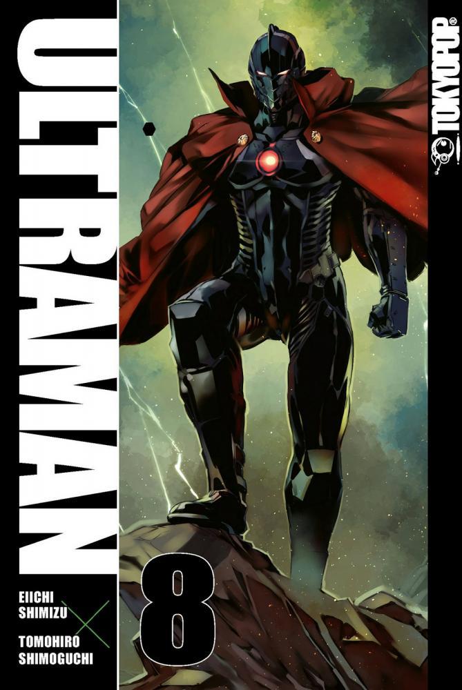 Ultraman Band 8